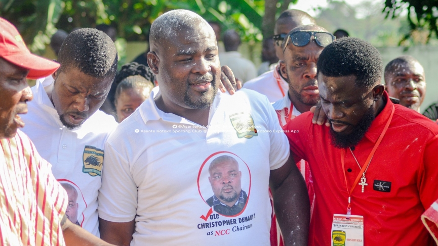 Manhyia Palace suspend activities of Kotoko NCC; likely to face dissolution