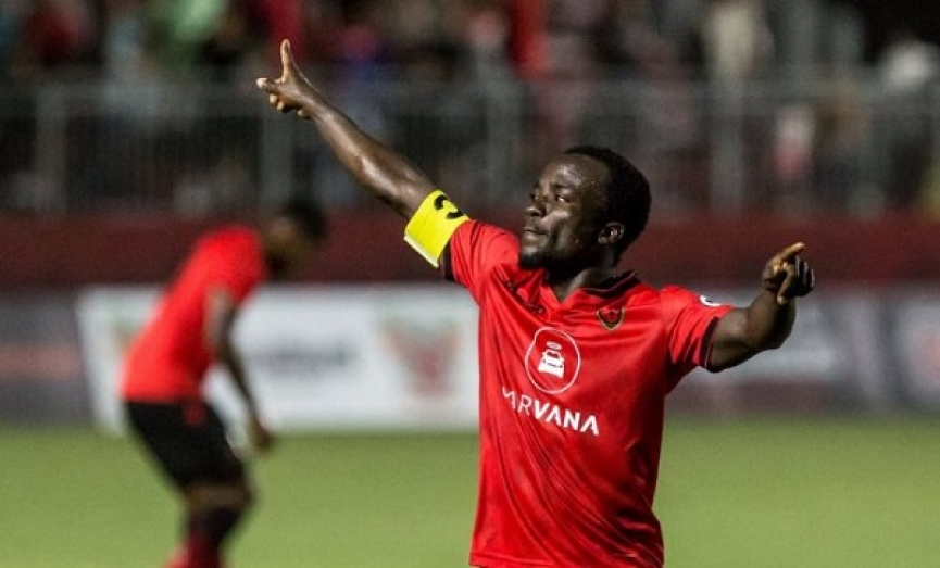 Solomon Asante scores an 'incredible' goal in Phoenix Rising FC away win