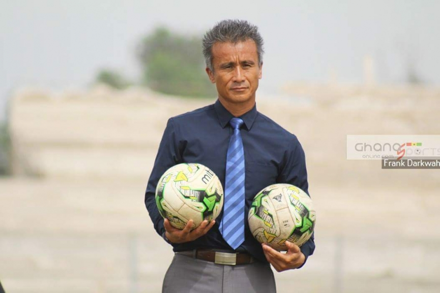 AS Vita is better than Aduana stars - Kenichi Yatsuhashi admits