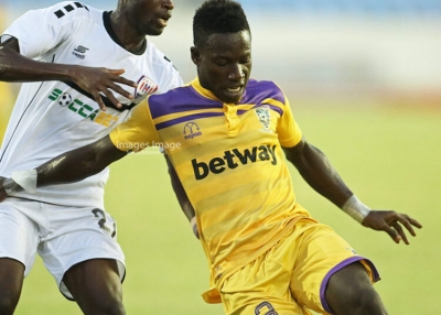 MATCH REPORT: Abass Mohammed hits brace to grab Medeama's second home win