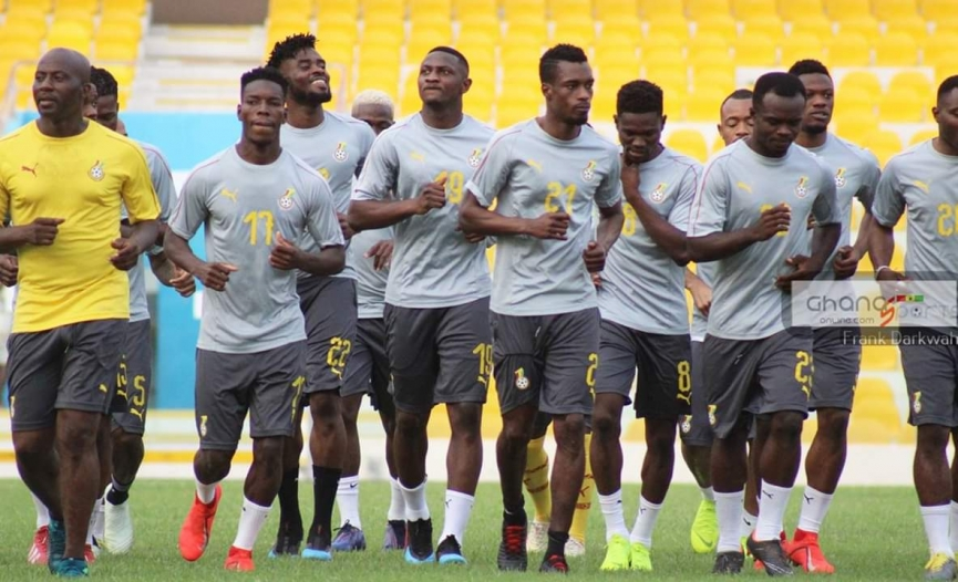 AFCON 2019: Date for Black Stars camping announced