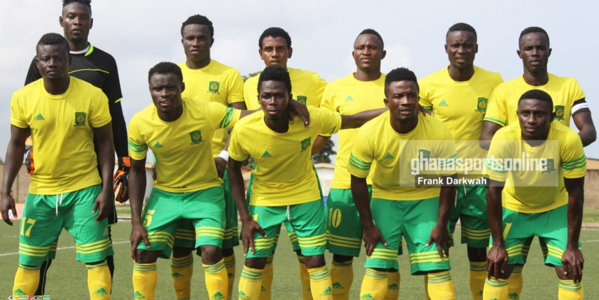 MATCH REPORT: Ebusua Dwarfs 1-0 Berekum Chelsea - the Crabs pip Chelsea at home