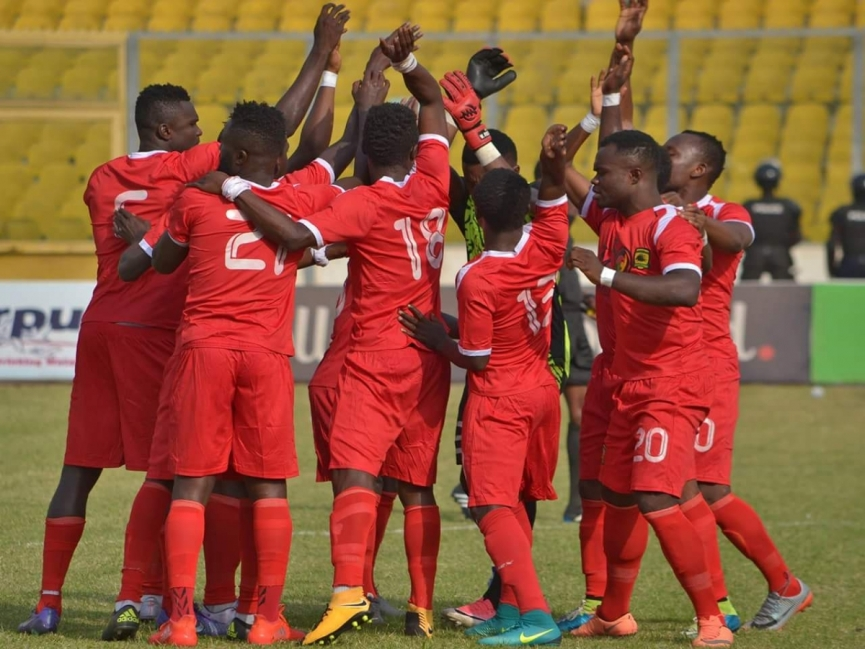 REVEALED: Eight of the New Kotoko players yet to undergo medical; check their names