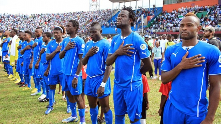 2019 AFCONQ: Sierra Leone name 21-man squad for Ghana clash