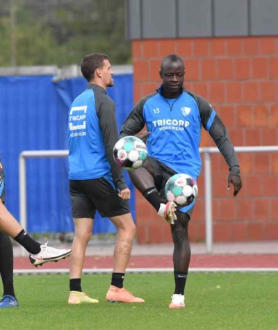 Raman Chibsah gearing up for debut league season with VfL Bochum