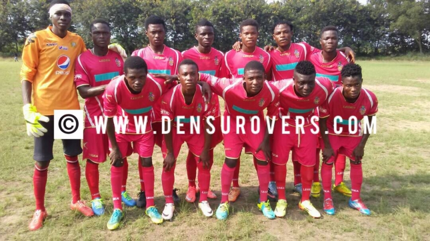 Division Two Match Report: Sumaila's brace helps Densu Rovers to emphatic win