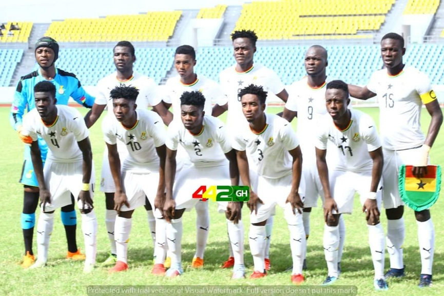 MATCH REPORT: Ghana 3-1 Benin - Richard Danso's brace save Black Satellites from home defeat
