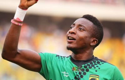 Felix Annan wants to leave Kotoko for South Africa — Agent reveals