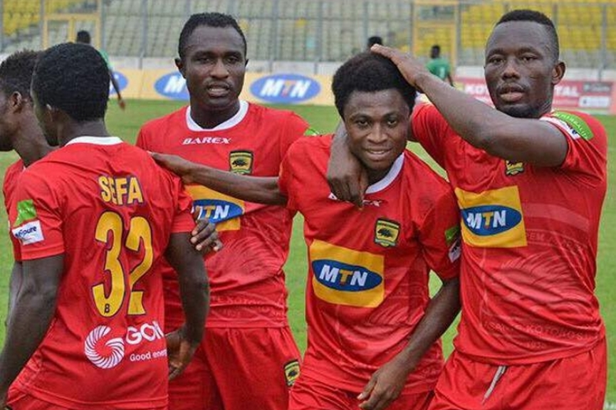 Our boys are not new to the African challenge - Kotoko Management member