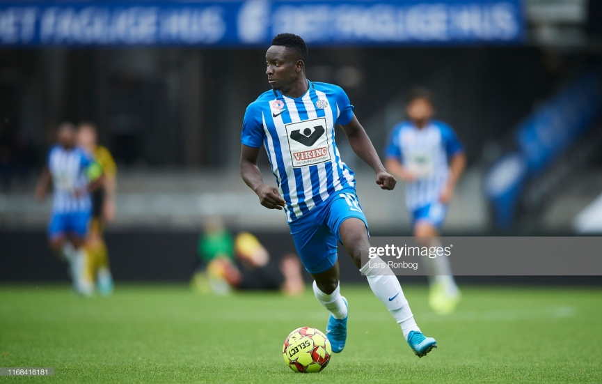 Dauda Mohammed scores debut goal to hand Esbjerg fB first away win