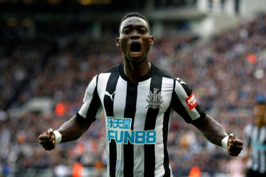 Christian Atsu likely to miss Egypt clash