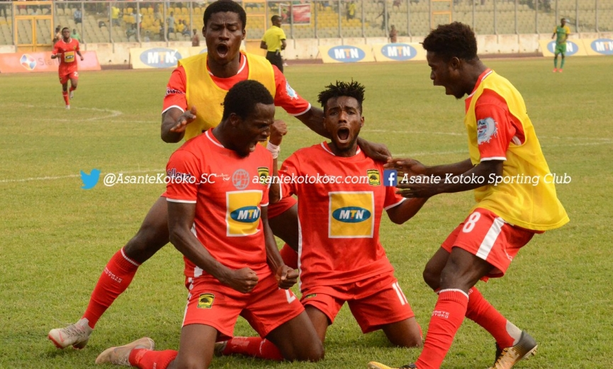 Kotoko to make new signings if... - Sarfo Duku
