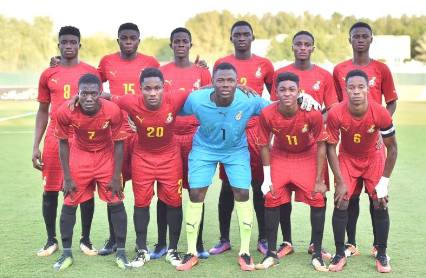 MATCH REPORT: Black Starlets thrash Guinea in friendly