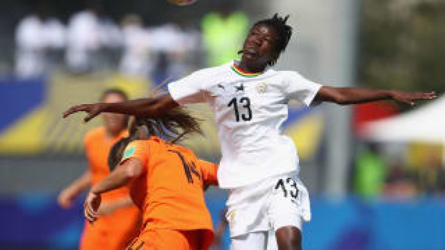 MATCH REPORT: Netherlands wallop Black Princesses