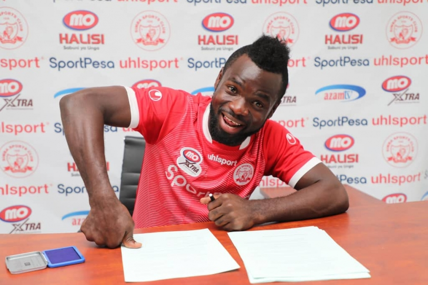 BREAKING: Bernard Morrison dumps Young Africans to join Simba SC