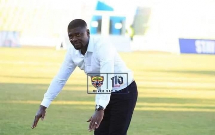 CAF Champions League: Lessons learnt, things will change in the second leg - Coach Samuel Boadu