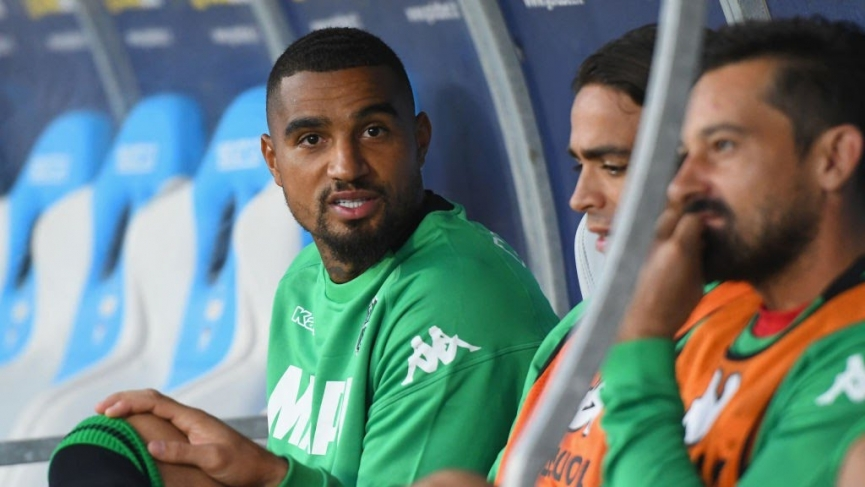 BREAKING NEWS: Barcelona make shock move to sign Ghana's KP Boateng
