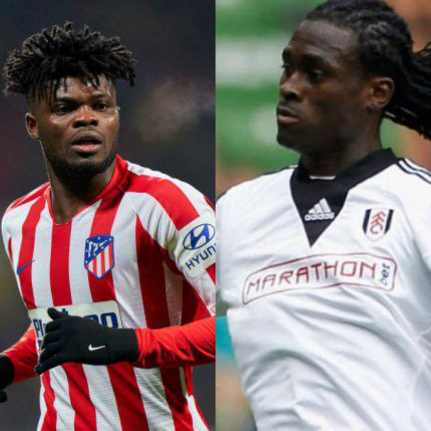 Former Fulham star Derrick Boateng warns Partey 'Arsenal will be a wrong destination'