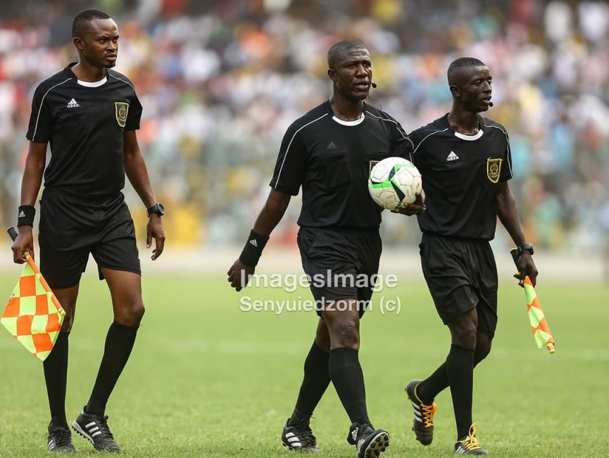 Match Officials for Ghana Premier League week 10 announced