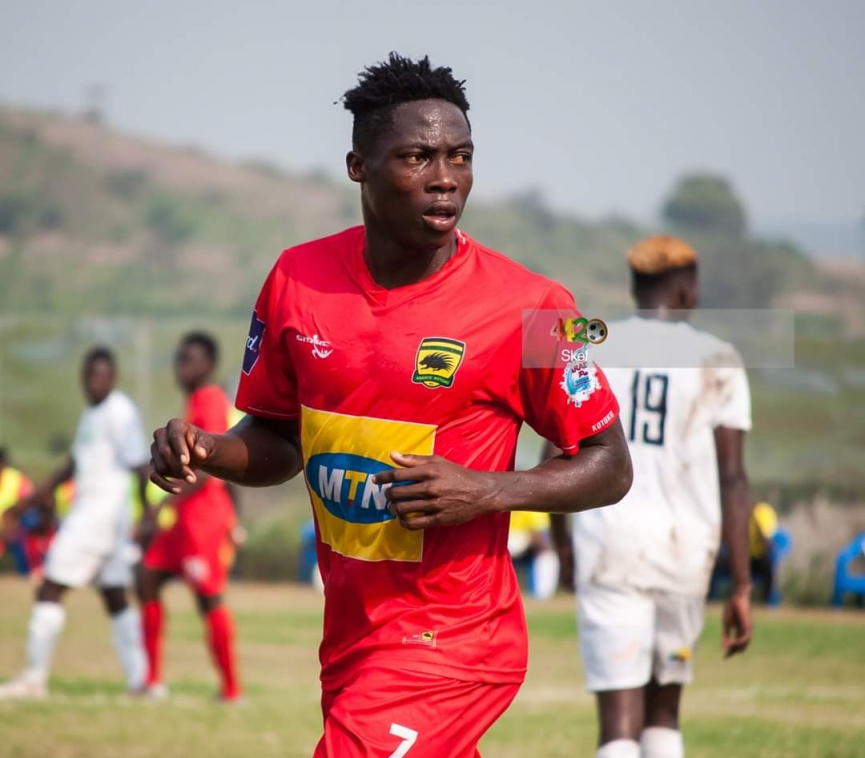 CK Akonnor explains why Justice Blay was left out of Black Stars squad