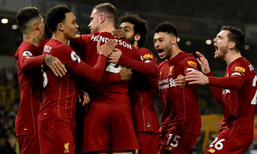 Mybet.africa applauds Liverpool for becoming the 2019/2020 EPL Champions