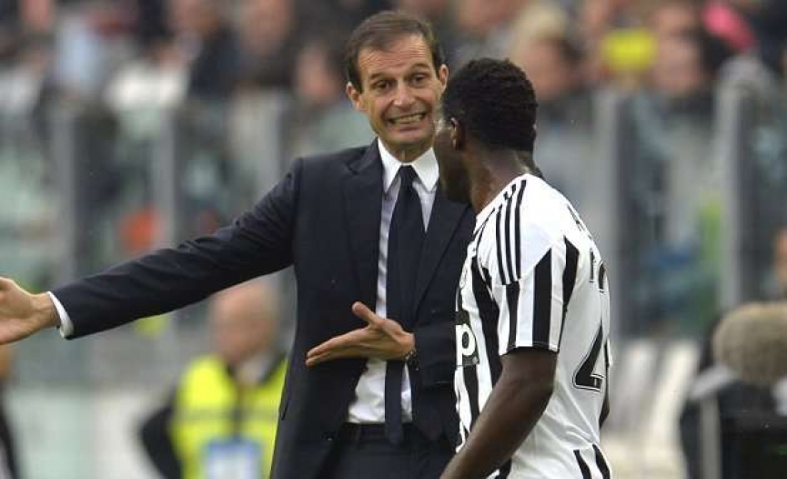 Kwadwo Asamoah will start for Juventus tonight - Allegri