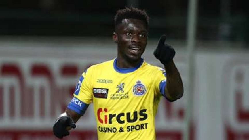Nana Ampomah scores to save Waasland-Beveren from defeat