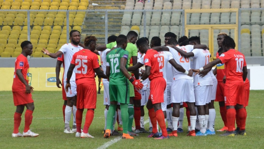 MATCH REPORT: FC San Pedro 2-0 Asante Kotoko - Ivorian Minnows end Kotoko Confederation Cup dream