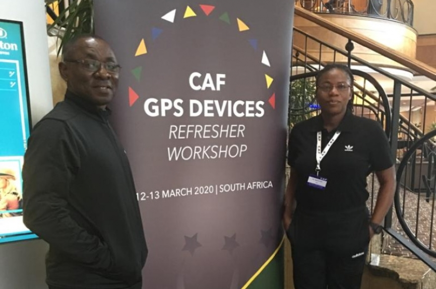 Black Stars coach arrive in South Africa for workshop