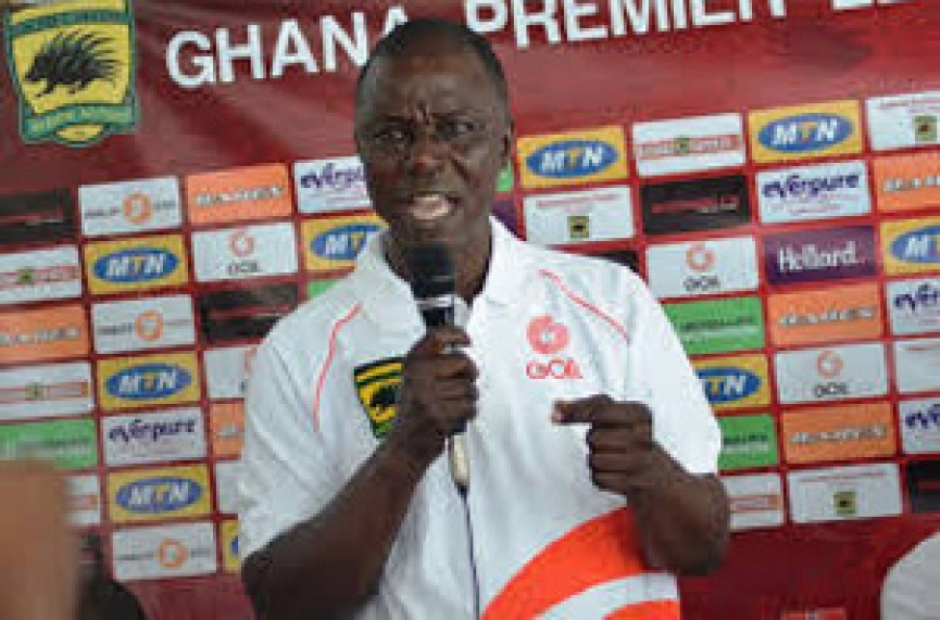 Asante Kotoko supporters Chief Rates Dr.Kwame Kyei 1/10