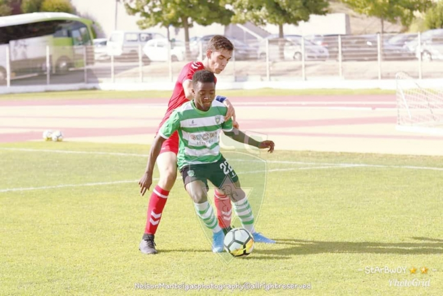 Inusah Adams bags hat-trick on SC Covilha league debut