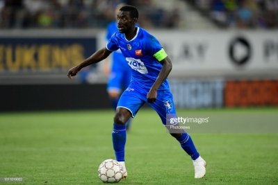 KAA Gent part ways with Nana Asare