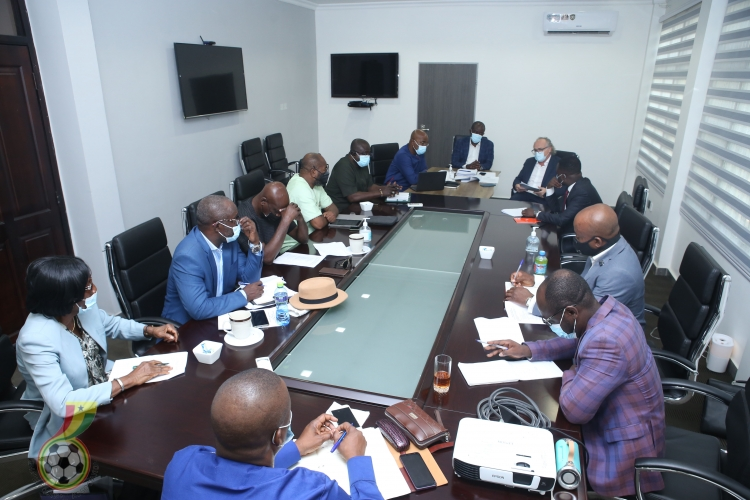 GFA to introduce referee Assessors, independent observers for second round of Premier League