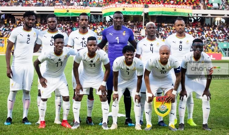 CK Akonnor names Ghana line up to face Mali today; Eugene Ansah, Djiku and others start