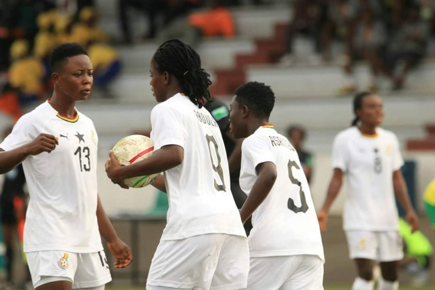 WAFU Women's Cup: Togo 0-6 Ghana - Black Queens trounce Togo