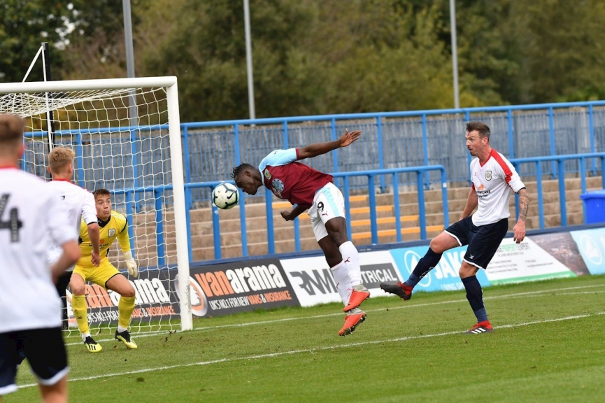 Burnley coach lauds Daniel Agyei after his brace