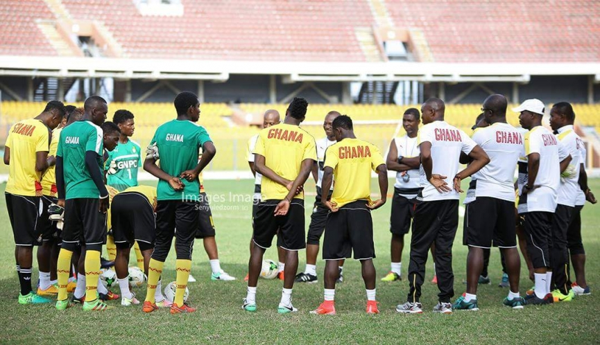 CONFIRMED: Black Stars to play Kotoko in a friendly