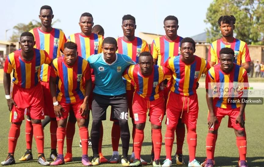 Hearts of Oak to Sack Four Key Players?