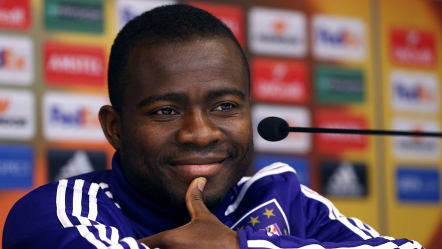 BREAKING NEWS: Frank Acheampong joins Chinese side Tianjin TEDA on a Permanent deal