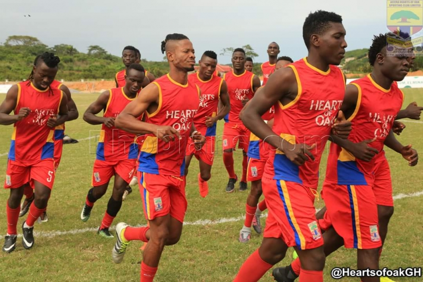 Hearts of Oak new coach, director of football arrives in Ghana