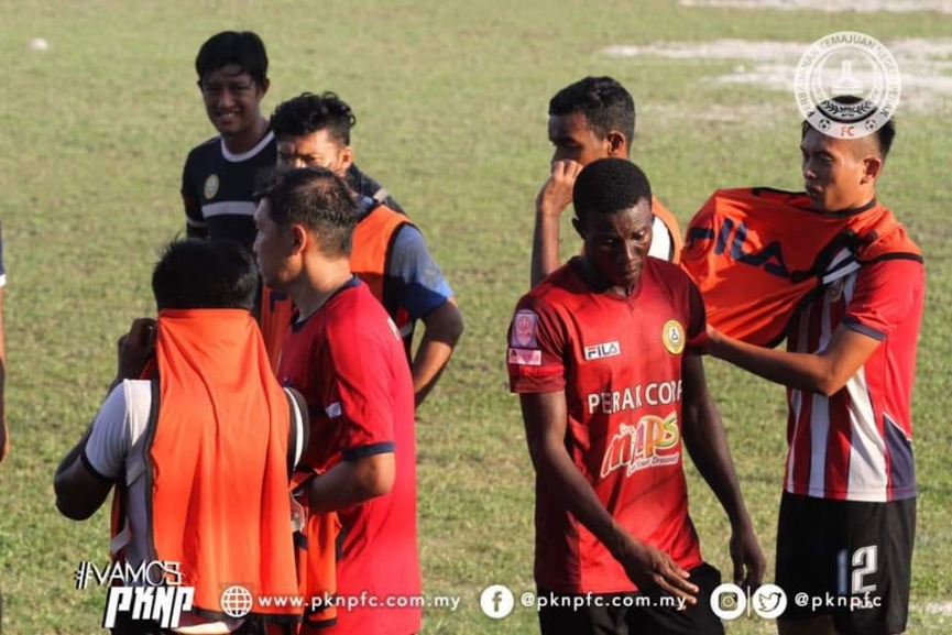 Thomas Abbey joins Malaysian club PKNP FC