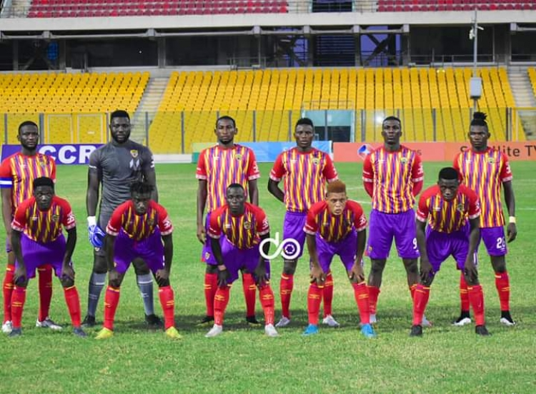 Coach Kosta Papic names Hearts of Oak squad to face Bechem United today; Dankyi, Aidoo & others start