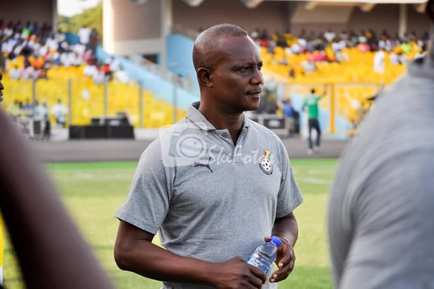 Coach Kwesi Appiah not 'Surprised' by Namibia defeat