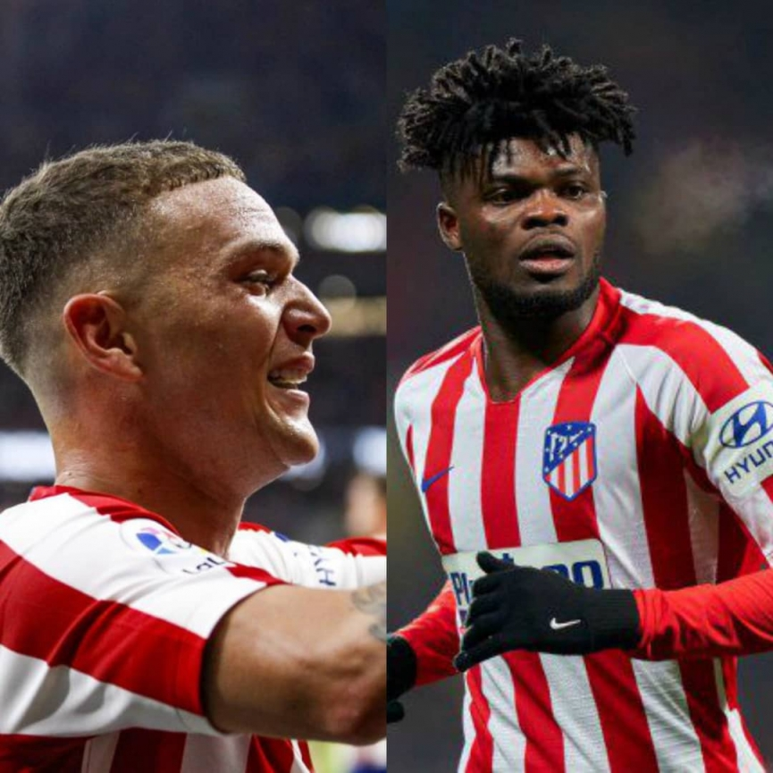 """Thomas Partey will fit in perfectly in the EPL"" -  Atletico Madrid team-mate Trippier avows"