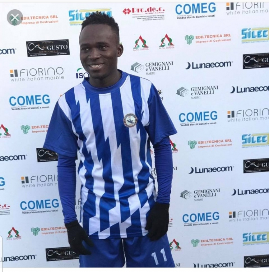Legon Cities sign top striker Jonah Attuquaye