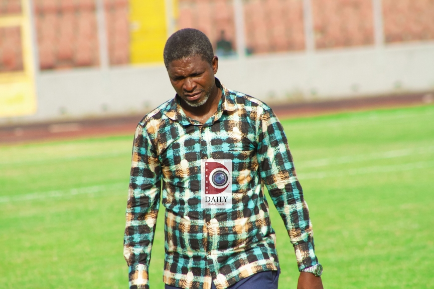 We can't continue to play like this  - Maxwell Konadu bewails