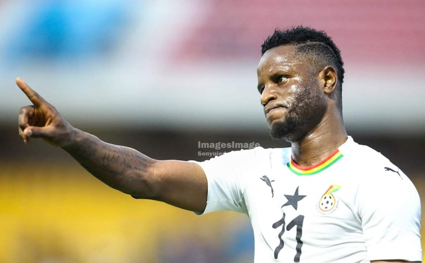 Mubarak Wakaso expresses Black Stars battle-readiness ahead of 2019 AFCON