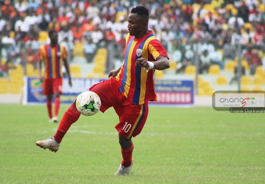 EXCLUSIVE: Joseph Esso earns Black Stars 'B' call-up