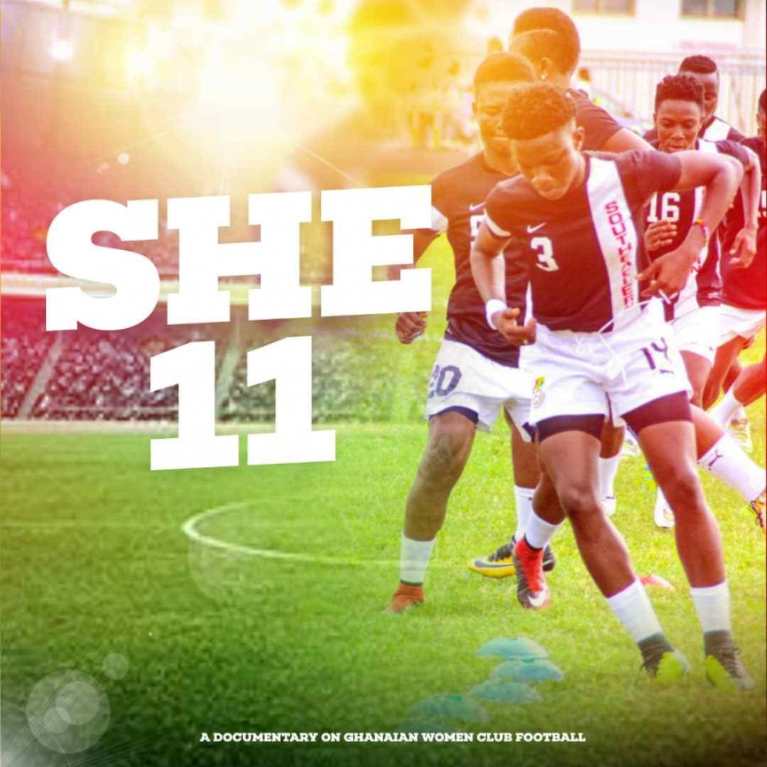 A Documentary on Ghanaian Women Football Club to be aired on September 3
