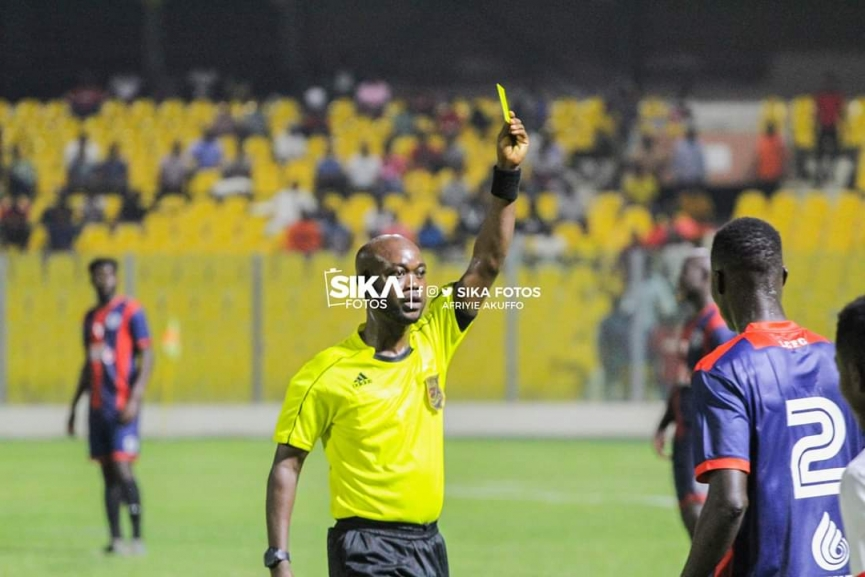Match Officials for Ghana Premier League week 4 announced